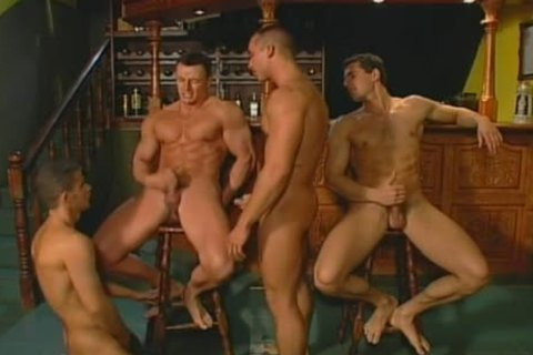 Bikers gangbang - Scene two