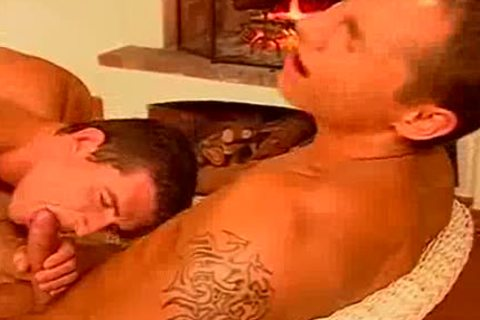 delightsome Muscle three-some