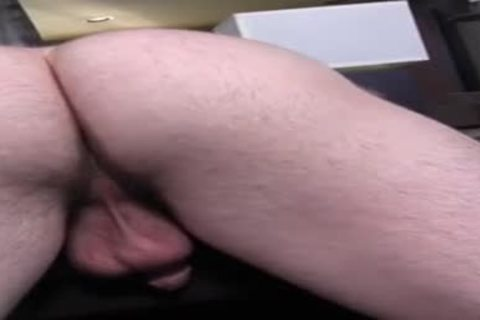 Gayroom daddy Masseur Rubs And Probes big dick Ster