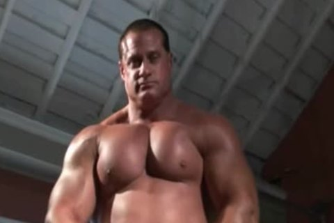 Russian American Contractor. Professional Bodybuilder As Well. Very valuable.