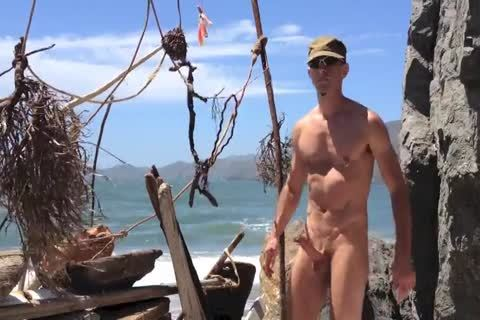 nailing And stroking And Squirting At The naked Beach
