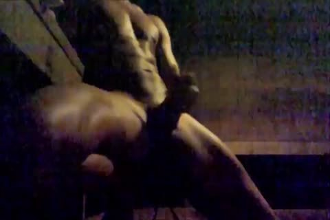 I do not semen In This clip, This Was previous to My Workout So I Needed To Save My Energy :P  Sorry, The clip Is So Grainy. There's Not Much Lighting In A Sauna Room And Plus I Was Using A Blackberry To Take The clip.
