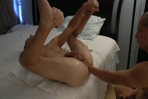 This entire Scene Is Me Fisting My Own Personal Bottom. This Is The First Time that chap's Taking A Fist In His Life. So I gotta Be The First One To Destroy That White Cherry Of His With My Fist And I Had A Fucken wild Time Doing It.  Well have a