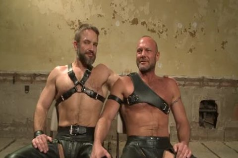 Chad Brock And Dirk Caber In palatable thraldom Action