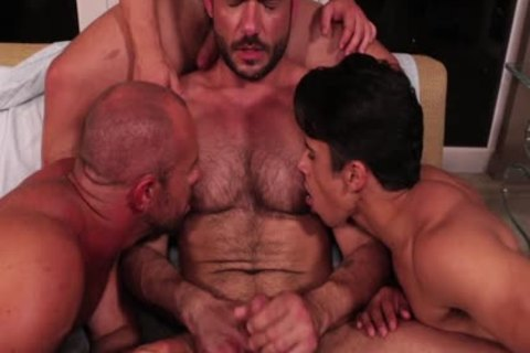 Barebacking Rizzo, Lords, Andreas & Stevens