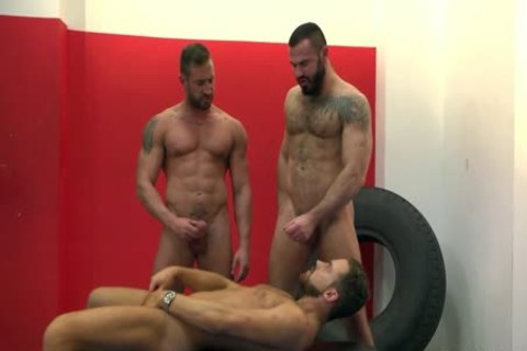 three-some - Logan Moore With Roca &a