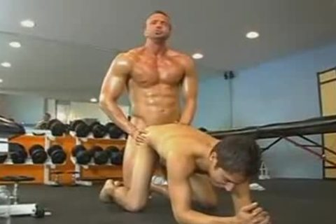 3some At The Gym