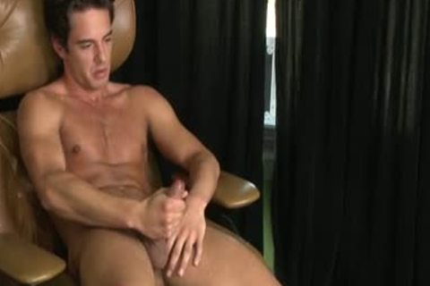 Donny Wright Solo stroking