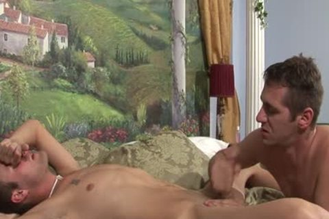 Randy homo men Are banging In sofa painfully