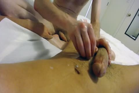 My Partner Edges Me With Light Strokes Making My dick Jump And Teasing Me Until Iâ
