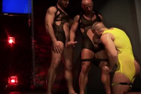 Francois Sagat And Hunter Marx Rubber nail