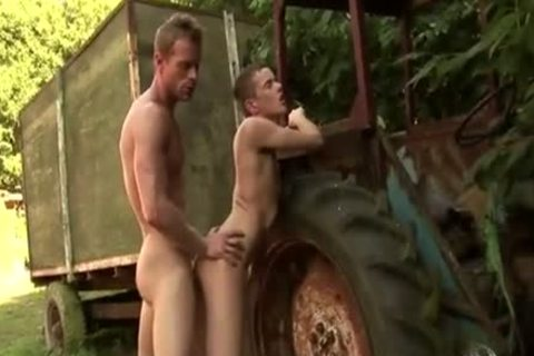 Hung Brothers bang On Farm