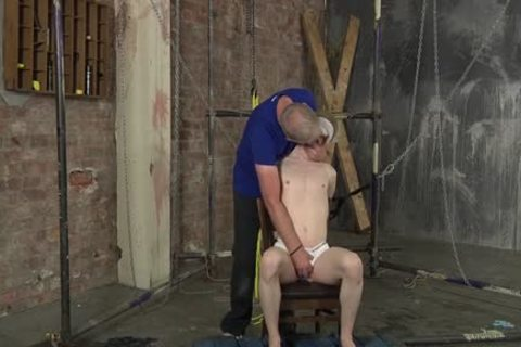 juicy daddy cum Thief Sebastian Kane Pegs The lustful dude