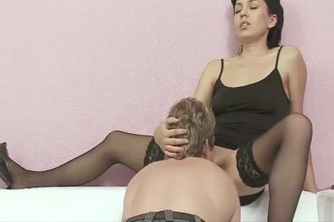 CoupleDomination - Sex villein acquires Hard wang And gigantic dick