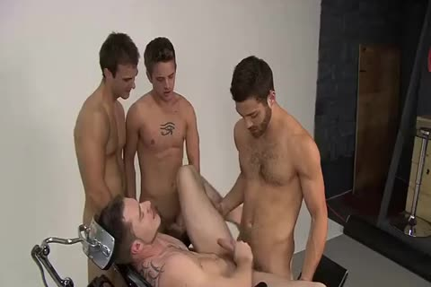 Foursome With My naughty Bro