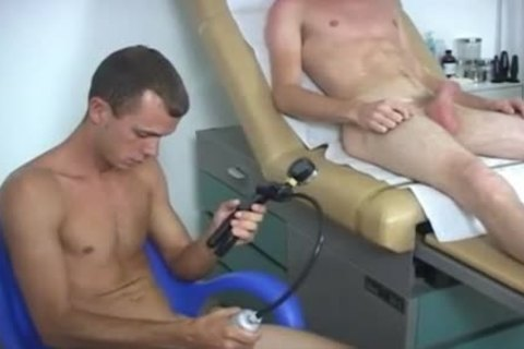 Male Medical Masturbation Machine homo this chap Moved In Closer To