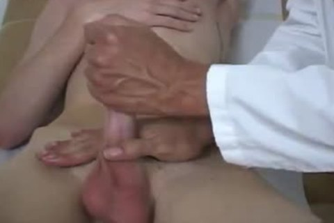 Watch homo Physical jack off And Erotic Doctor Examination Stories The Doc