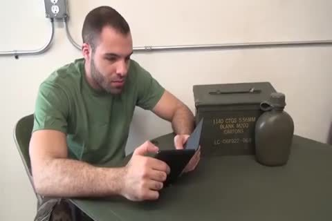 Military Barracks Double poke