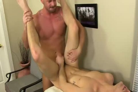 impure Boss Mitch Vaughn pounds Dustin Fitch In His arsehole