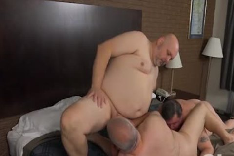 fucking His Blistering chubby Bumhole