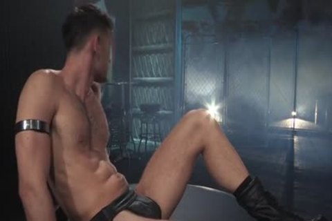 Sebastian Kross And Jacob Peterson In The Urge
