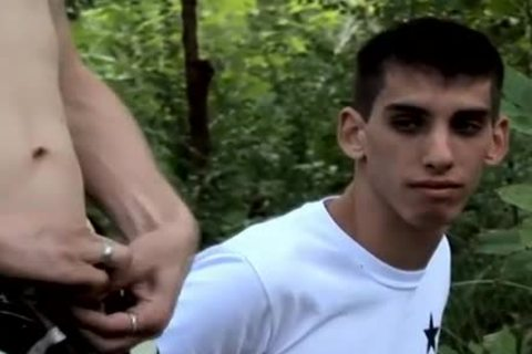 Military Trainees Have A Secret And Were Caught At The Woods