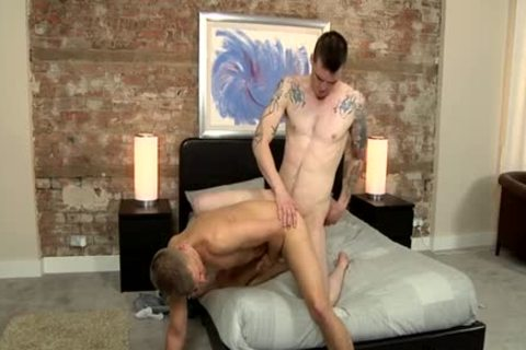 A wet sperm drinking Finish - AJ Alexander And Josh Jared