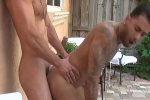 big dick homosexual oral stimulation job With goo flow