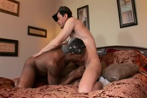 gay Interracial Having A enjoyment Time jointly