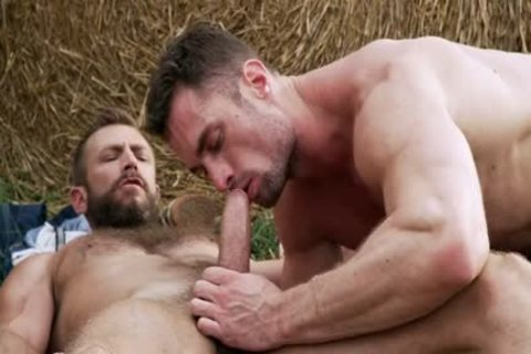 Muscle homo pooper To face hole And Creampie