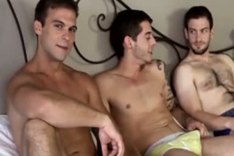 three-some In The Bedroom