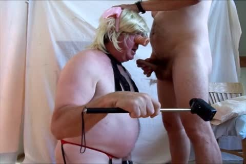 Sissy Piggy boned With reiterated wazoo To mouth