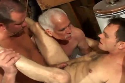 Michael Enjoys another threesome