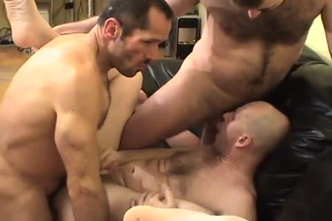 Jarod's bareback Party - Part 3