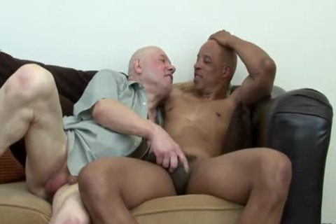 Daddy receives slammed By darksome Hunk