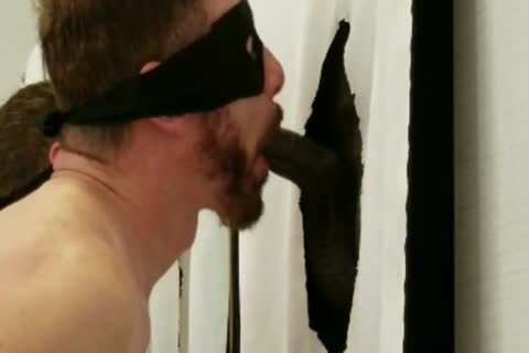 biggest BBC With gigantic Hanging Balls Stops By My Gloryhole