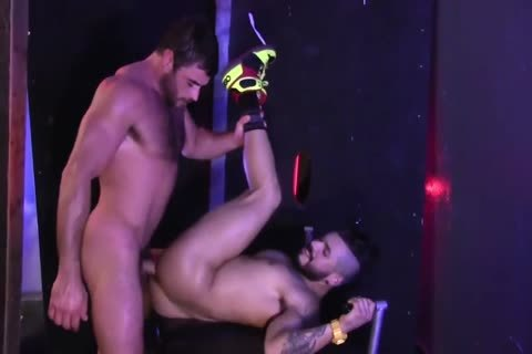Getting Excited In A Nightclub For butt nail