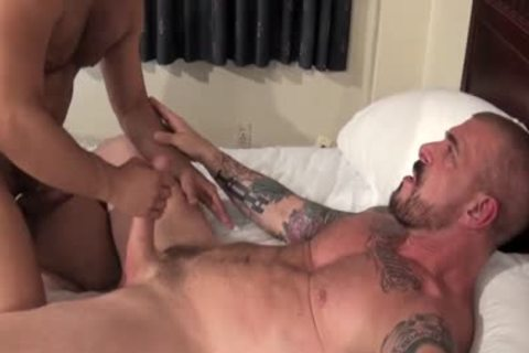 Rocco Steele Has A unprotected wazoo plowing