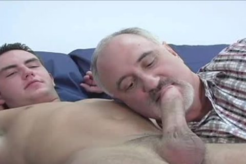 Jake Cruise Enjoys Burt Marten On Camera