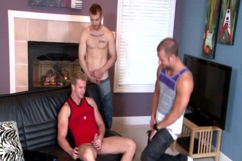 James Jamesson - rod Daily - Cameron Foster 3 Some