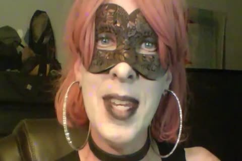 yummy Dancing Goth Cd cam Show Part two Of two