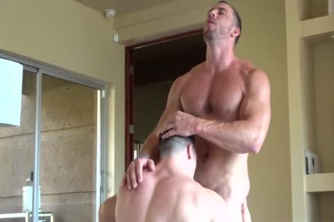 Amazingly str8 FIT weenies Have kinky Muscle Sex & bang HARD!