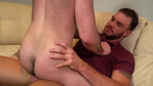 penis Panic - Cliff Jensen with Damien Pierce butthole Hook up