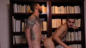 May I Join u ? - Johnny Rapid and Brad Powers massive knob Sex