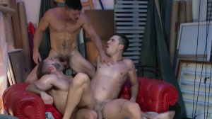 Paranormal - Diego Reyes & Paddy O'Brian anal hammer