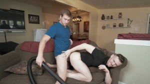 Getting A VJ - Connor Maguire & Jacob Peterson monstrous cock pound