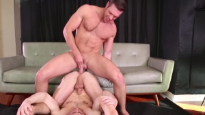 Mix It Up - Dylan Knight and Alex Mecum butthole Hump