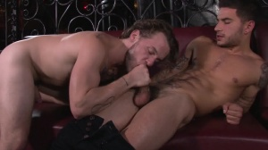 Reply All - Vadim black with Colton Grey ass Love