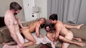 The In-Laws - Dirk Caber and Dennis West anal Nail