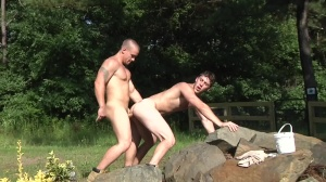 The Hunt - Paul Canon with Adam Bryant pooper Hook up
